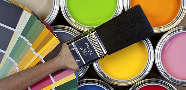 5 Popular Interior  Paint Colors