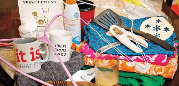 20 Things to Throw  Away in 20 Minutes